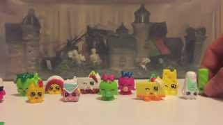 Shopkins With Alex & Ruby - Shampy, Miss Twist