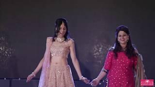 Dance Performance on Kaliyon Jaisa Husn Jo Paya + Tu Cheez Badi Hai Mast Mast   The Wedding Script