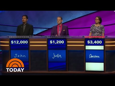 Savannah Guthrie Is The Answer To 'Jeopardy!' Question | TODAY
