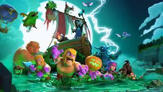 Música de Halloween Aldea Nocturna Clash of Clans 2018 Halloween Builder Base Music