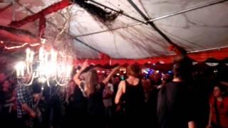 Die Toten Hosen (feat. Amy von KopfEcho) - Pushed again - Live@DTH Fanpokal