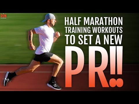 Half Marathon Training Workouts To Set A New PR!