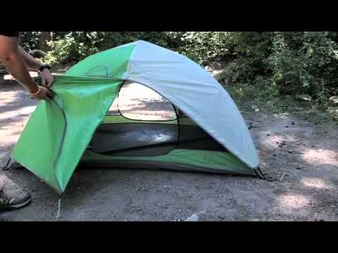 Sierra Designs Lightning HT 3 Tent & Sierra Designs Lightning HT 3 Tent - YouTube