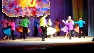 Влад Сероух, танец Буги-вуги, Городня