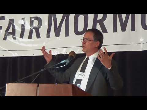 Why Mormon Materialism Matters - Stephen H. Webb - 2015 Fair Mormon Conference