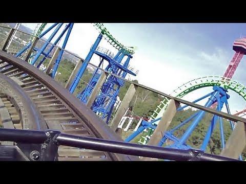 Apocalypse (HD POV) Six Flags Magic Mountain