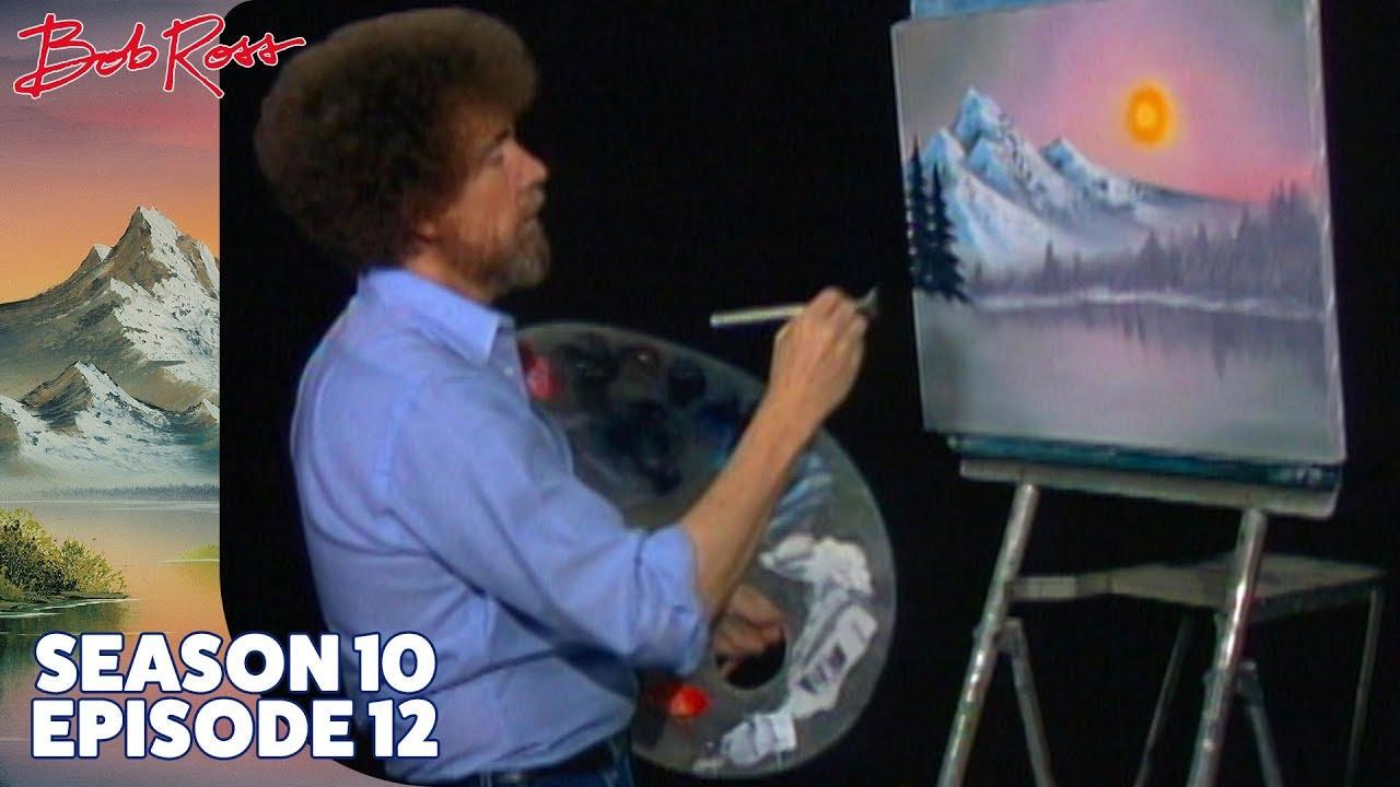 Download Bob Ross - Winter Frost (Season 10 Episode 12)
