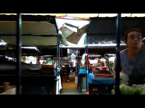 Vegetable Market Center Ohrid / Macedonia