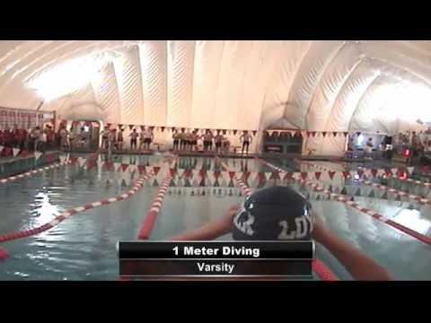 Boys Swimming- Regis Jesuit vs Loyola- LA, CA