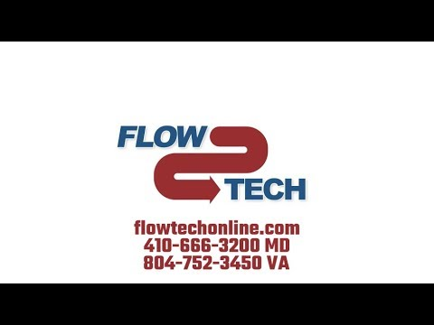 Flow-Tech, Inc. Serving Maryland, Washington D.C. and Virginia