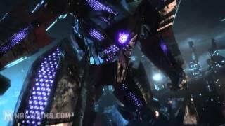 Трансформеры Падение Кибертрона  Мировая Премьера Трейлер HD