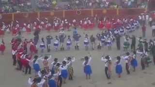 Carnaval Vencedores de Ayacucho 2013. Vilcashuamán 2do. Puesto