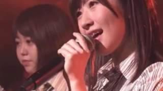 2016.0517 最終ベルが鳴る公演 を卒業公演とした石田晴香さんの最後のス...