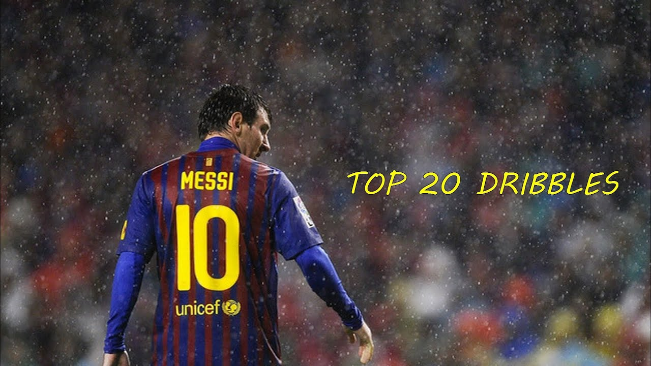 Messi Hd Wallpapers 1080p Lionel Messi Top 20 Dribbles Ever No Goals Hd Youtube