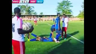 Chanzo cha kifo cha mchezaji  Ismail Mrisho Khalfan  wa Mbao FC .