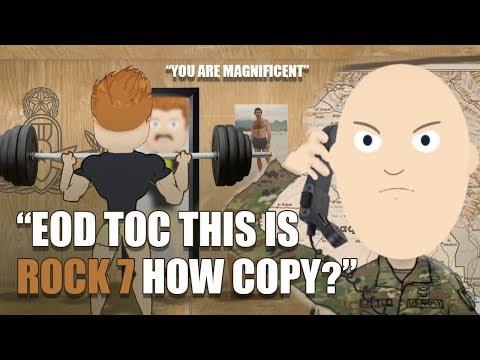 EOD in Iraq!  Hello?