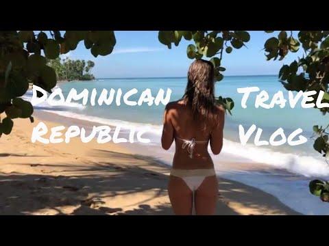 PUNTA CANA DOMINICAN REPUBLIC TRAVEL VLOG - ISLE PONI LO