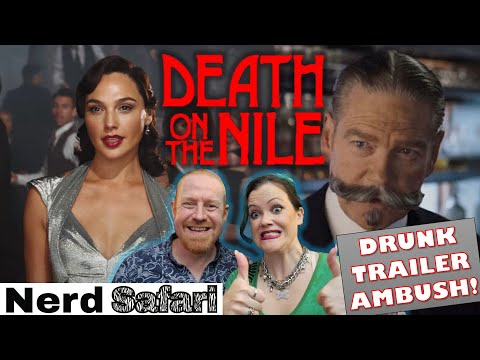 Death on the Nile (2020) – Drunk Trailer Ambush!