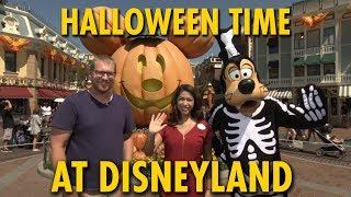 Halloween Time Happenings at Disneyland | Disneyland Resort