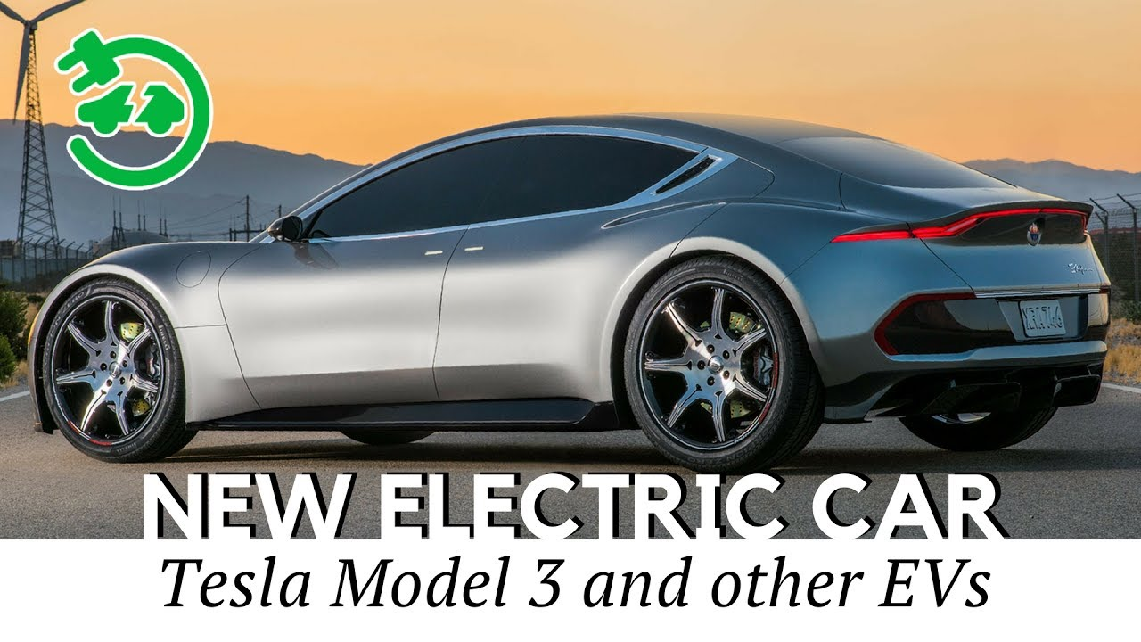 Tesla Model 3 And 10 New Electric Cars To Be Excited About