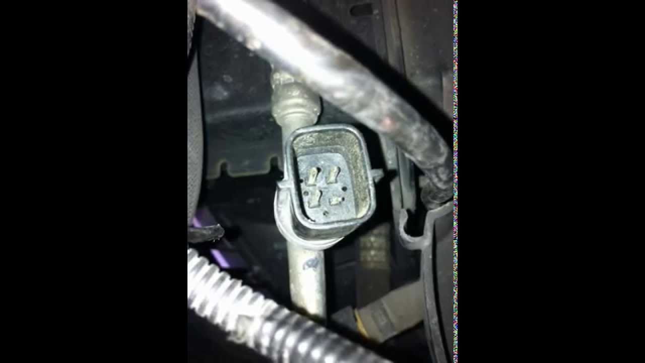 medium resolution of ford fiesta 1 4 tdci ac high temperature sensor pinout info youtube