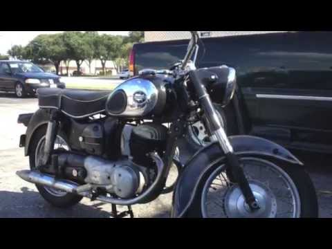 1965 ALLSTATE 250cc Motorcycle | Sears Allstate Puch 250 SGS
