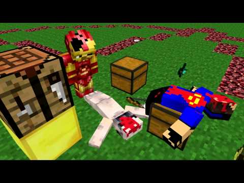 The Hunger Games In Minecraft - A Film by TheTurtleHouse