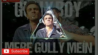 Mare gully main | Gully boy| gully boy dj song DJ Song DJ Ambience