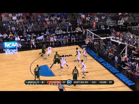 #1 North Carolina vs #8 Creighton Ncaa Tournament 2012 2nd Round (Full Game)