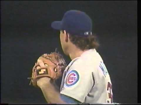 WGN Sports Intro, LeadOffMan, Cubs and Cards, May 20th, 1993