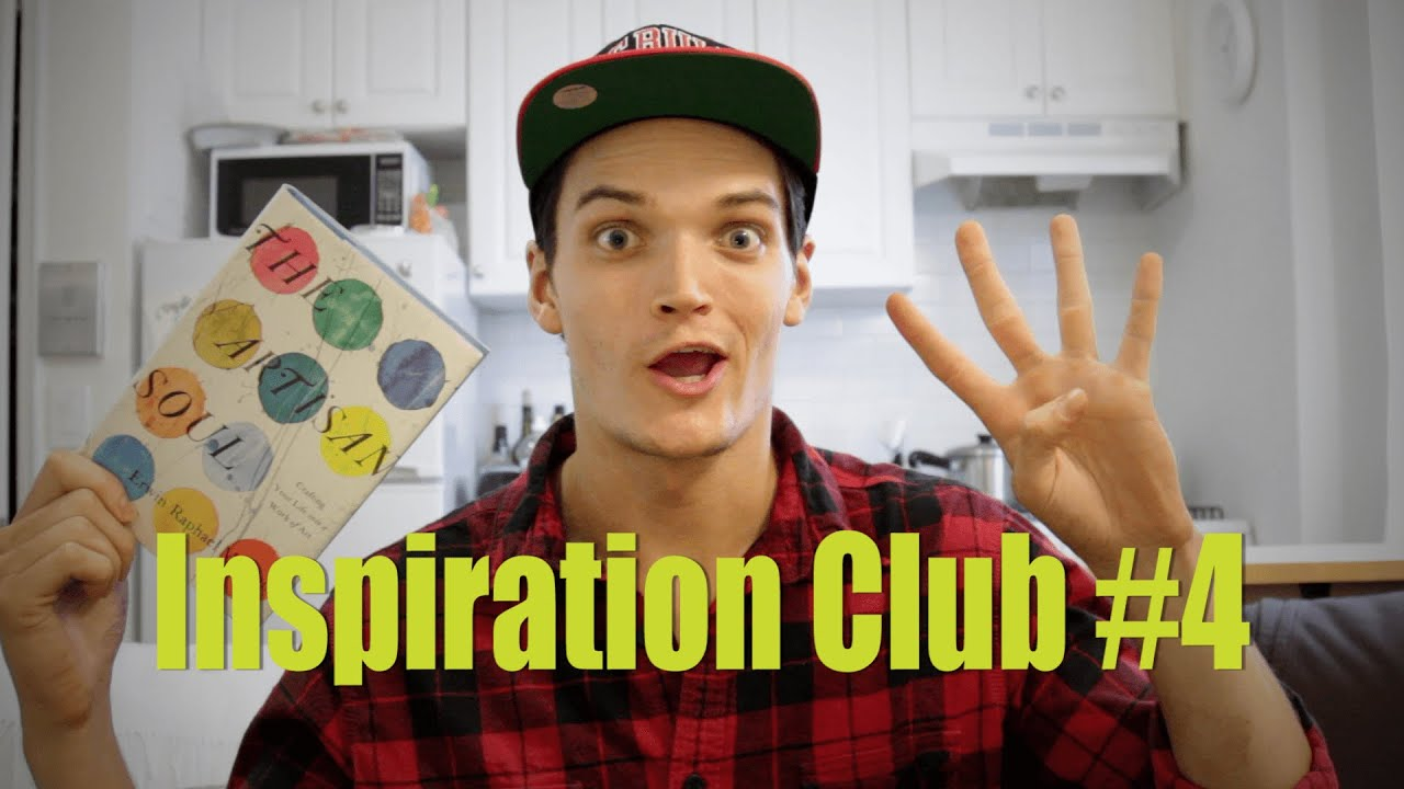Inspiration Club #4 (erwin Mcmanus)  Youtube