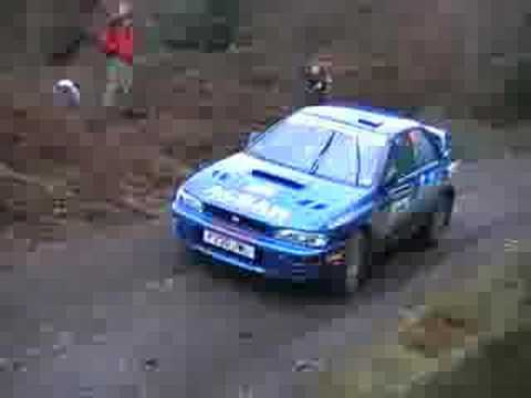 Grizedale Stages Rally 2006 - Pt1