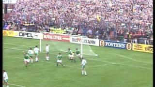 1989 (October 11) Ireland 3-N.Ireland 0 (World Cup Qualifier).mpg