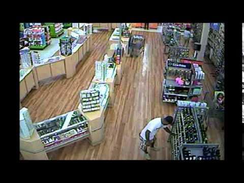 Walmart Watch Theft