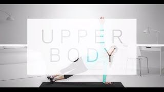 WestinWORKOUT: 5-Minute Upper Body Strength Training with Fitness Expert Holly Perkins
