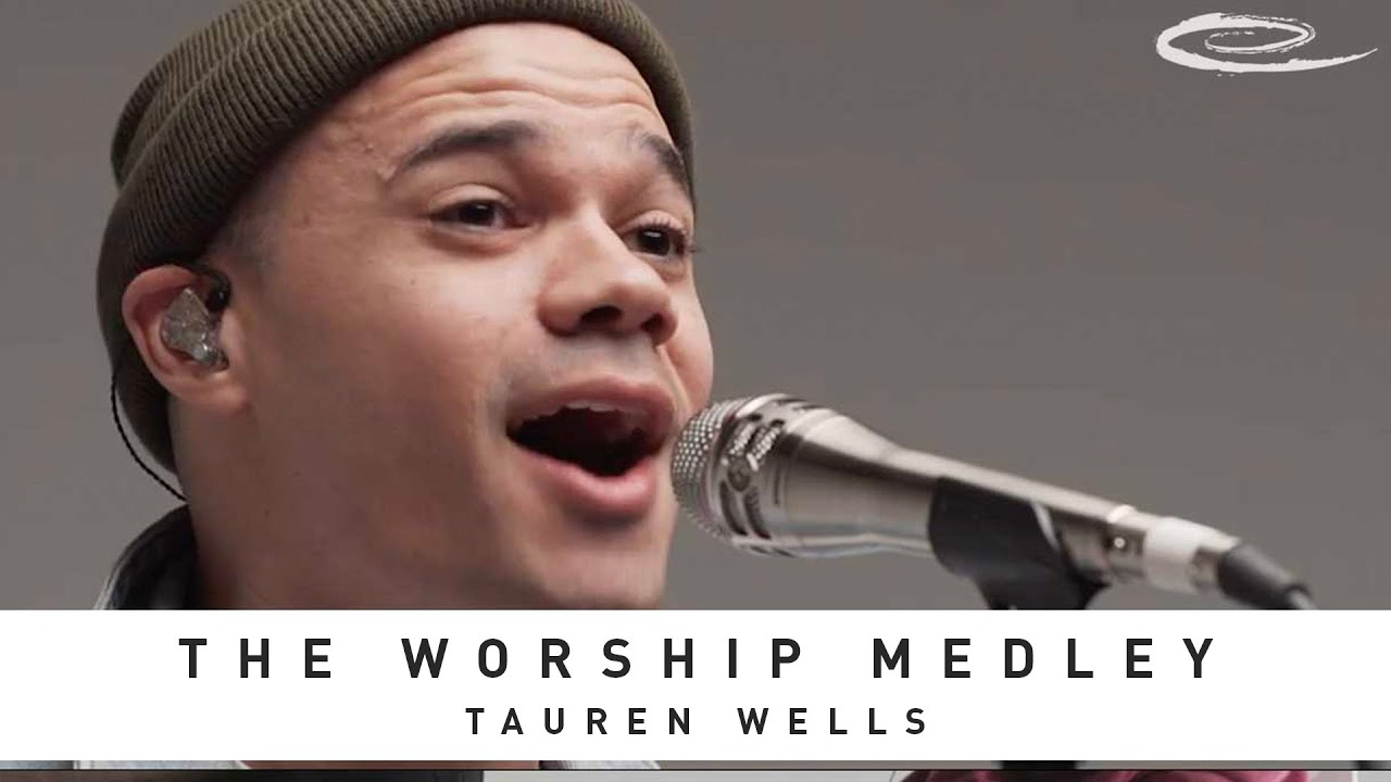 Download TAUREN WELLS ft. Davies - The Worship Medley: Reckless Love, O Come to the Altar, Great Are You Lord