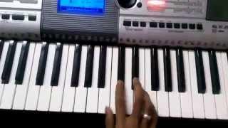 Thodu Vaanam-Anegan-Keyboard