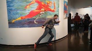 Tinta Nakuy en Tucumán: las historias detrás de los dibujos