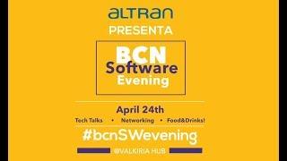 BCN Software Evening 2018