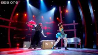 Week 4: Charlie & Drew - Lyrical Hip Hop  So You Think You Can Dance  BBC One