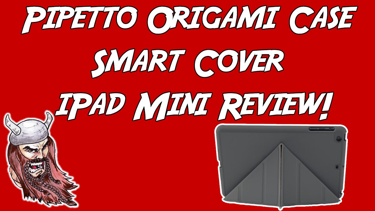 Pipetto iPad Pro 12.9 (2018) Origami Case - Black | 720x1280