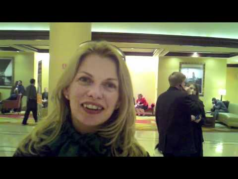 Higher Ed Live: Julie Payne Kirchmeier  NASPA 2011 Annual Conference