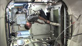 Running on the International Space Station With Astronaut Doug Wheelock