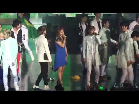 Music Bank in Brazil - All artists - Bounce with me (DJ Doc)
