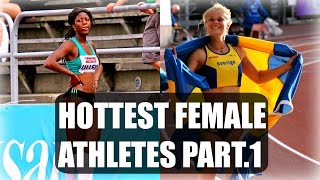 Beautiful and Sexy Women in Sports ● Hottest Female Athletes Part.1