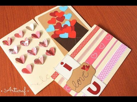 Cartas tarjetas f ciles r pidas y bonitas para el novio - Regalos faciles y rapidos ...