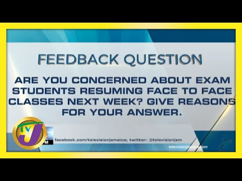 Feedback Question | TVJ News - May 6 2021
