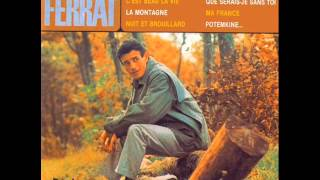 Watch Jean Ferrat Cest Beau La Vie video