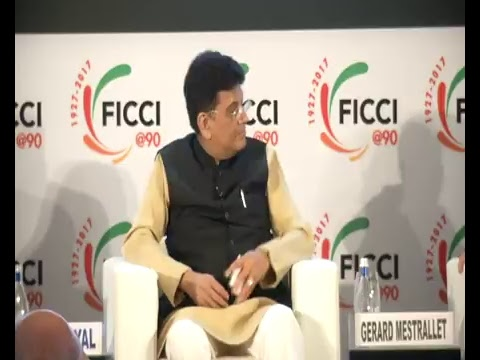 Speaking at FICCI Business and Climate Summit 2017, New Delhi