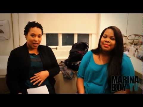 [EXCLUSIVE] Interview with Amber Riley in NYC (Part One)
